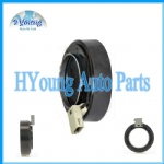 apply for FORD FS FX 12V air conditioning compressor clutch coil , size: 101(OD)*66(ID)*63.8(MHD)*34(H)MM