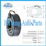 HS-110R hs110r Honda CRV Auto air conditioning compressor clutch coil, size: 96(OD)*64.3(ID)*45(MHD)*32.5(H)MM