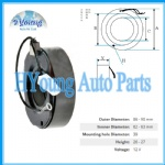 for MITSUBISHI Auto air conditioning compressor clutch coil, size: 87,15(OD)*62,15(ID)*39(MHD)*26(H)MM
