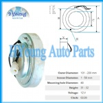 Auto air conditioning compressor clutch coil Pansonic for Mazda 12 V, size: 101(OD)*57,4(ID)*40(MHD)*32,3(H)MM