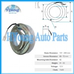 for Mazda 6 Auto air conditioning compressor clutch coil Pansonic 12 V, size: 101(OD)*66(ID)*42(MHD)*32,5(H)MM