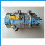 Factory direct sale auto parts a/c compressor for Citroen Jumpy year of build 2014, 120 HP 2L HDi 9800854780