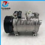 Auto ac compressor for Fendt 924 / Deutz denso 10s17c 8pk 120mm 12v G932552020011 4293225 04293225 G931552020011 447260-6571