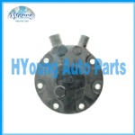 Auto air conditioning compressor rear head, China supply