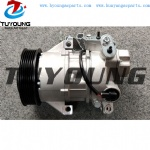 5SER09C Auto ac compressor apply for Toyota Yaris 2008-  447260-2333 8832052010 447220-9610 447220-8465 447260-2334 88310-0D070 88310-0D141 88320-52010 88310-0D071 88310-0D140