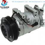 DKS17D Auto ac compressor apply for Renault Koleos Nissan Rogue 926002216R 92610JM01C Four Season 97490 98490