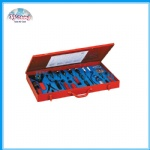 Car a/c compressor & clutch & shaft seal oil etc service tool,  Remover Installer MASTER SEAL SERVICE TOOL SET