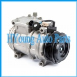 auto a/c compressor for BMW M3 850 740 540 525 328is 323i 325i 325 64528385908 4471703750 4471703770 64528385910 64528385161