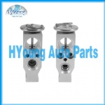 Car a/c system expansion valve fit for Actros 1831/1833/1840/1841/2535/2543/2546/2557/2648/2650/2654/3353/3358 323357 43130999 6461KO