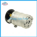 PN#58953 6PK 108mm Car ac compressor for Cadillac Eldorado 4.9L Chevy Astro GMC Safari HR6 12v