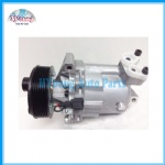 CR10 7pk Ac compressor for NissanTiida Versa 92600CJ60A 92600CJ60B 92600CJ60C 58887 6512702 255600 CO 11155