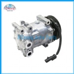SD 7H15 130mm 12v 7pk Ac compressor for DODGE PICK UP RAM DURANGO DAKOTA 58553 CO 4785C SD 4888
