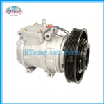 10PA17C Ac compressor for ACURA CL 2.2L 1997 2011168 38810P1E999 58305 159mm 6pk 12v