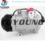 auto air conditioner compressor for Ford Edge Lincoln MKX CO 9775C 4472606410 5512379 639386 10361841