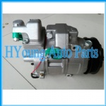High quality 6SEU12C auto a/c compressor for Mercedes Benz W168 A140 0002307011 0002300911 0002340911