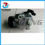 High quality QS90C Auto parts A/C COMPRESSOR for Mitsubishi Outlander 3.0L 2008-2010 AKS200A402C 7813A215 7813A212 AKS200A402D