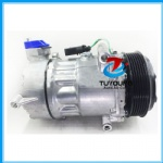 sd 7v16 automotive air conditioner a/c compressor for VW Lavida air pump with two year warranty