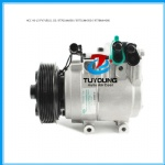 HCC HS15 Auto air conditioning compressor for Hyundai Kia PN# 977014A950 / 977014H050 / 977014H060 7PK 121mm