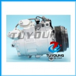 Denso 6SBU14C car ac compressor for BMW 1 3 E81 E87 X1 E84 447190-8462 447190-8469 447260-1852 64526987862 64526987862-02