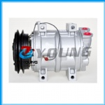 Zexel DKS15CH auto ac compressor for Mitsubishi L200 Nissan PICK UP 2.5 1998 - 506211-6522 506011-7303 MR190619 4 SEASONS 97895 98895