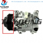 compressor clutch fit Toyota Avalon Camry 05-12 Lexus 88310-07060 447260-0988  6SBU16C 7PK 12V 110mm