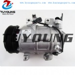 VCS14EC Auto ac compressor fit Nissan Altima Rogue Rogue Select 2.5 4 seasons 97664 98664 926003TA0D 926003TA0E 926003TA5E 926003TA6A CO29073C 7513059