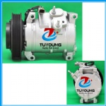 10S17C car air compressor fit Dodge Caravan Chrysler Voyager IV 4 seasons 97347 98347 5004510AA 5005410AC 5005410AD 5005498AC 5005498AD 5005498AF