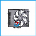 Auto A/C Radiator Cooling Fan fit Hyundai Tucson Sportage 2.7 05/10