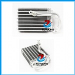 Auto air conditioning Evaporator VW Constellation Caminhao type tubo flip