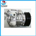 10S11C 447260-8020 Automotive a/c compressor For TOYOTA HILUX III 2.5D-4D, 3.0D-4D 88310-0K132 88320-0K080