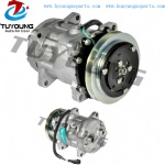 Sanden 7H15 76047005 98462948 Truck AC compressor Iveco Fiat New Holland Case Construction