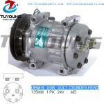 SD7H15 auto ac compressor Iveco New Holland 500388059 6901439