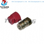 auto adapter for R12 R134A HP service port HIGH PRESSURE