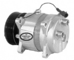 Delphi-Harrison V5 car air conditioning compressor Citroen Peugeot Seat VW 1H0820803J,6553634,015121,15124,015124