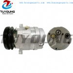 V5 car ac compressor for Hyundai  KRAAN 210LC-3  R130LC-3, R250LC-3 11EM-90040  700655 502-072