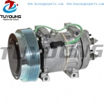 7H15 4250 324-9711 auto ac compressor for Caterpillar Off-Road Volvo Freightliner