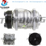 TM13 Vehicle air conditioning ac compressor 119MM 8PK 12V
