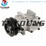 air conditioning compressor Ford Fiesta 2011 AE83-19D629-AD, AE8319D629AD, AE8319D629D, BE8Z 19703-A, BE8Z19703A