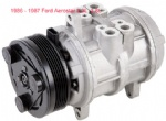 Auto A/C  air conditioning compressor for Ford Aerostar  2.3L 2.8L 1986 - 1987