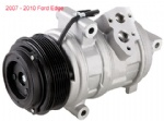 Auto A/C  air conditioning compressor for Ford Edge 2007 - 2010