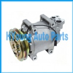 auto air Compressor for Isuzu NPR 2005-2010 8973863490 897386491 8-97386-349-0 506211-9720 506012-1710 DKS15D 1PK 135MM 12V