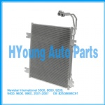 Auto air ac Condenser For Navistar, International 5500, 8600, 9200, 9400, 9600, 9900, 2001-2007 OE #2508698C91 CN 40563PFC
