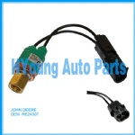Auto air conditioning pressure switch for John Deere 2040 30 40 4060 50 55 7000 8030 9060 series RE24307