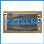 Automotive air conditioning Condenser for Kia Sportage 2011 2012 2013 L4 2.4L 976062S500