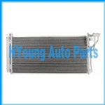 Car air ac Condenser for Hyundai Azera Sonata Kia Magentis Optima 2.0 2.4 L4 2.7 3.3 3.8 V6 REA313381 HY3030136 976063L180