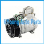 10PA15C 9pk (or 11PK) 24V 135mm car Air Con A/C Compressor for Mercedes Benz Trucks Actros 1989-2002