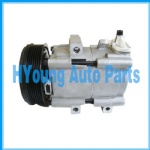 FS10 7pk 127mm A/C Compressor for Ford Transit 2.4 2000-2006 YC1H19D629AA YC1H19D629AB 4502836 4681621 1447718 1447718 4681621 4683733 4979391