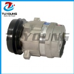 V5 Auto a/c compressor for FIAT 521370202, 7745384, 7576000, 7773398;LANCIA 7773398, 7745384 1pk 142mm 12v