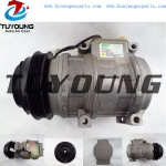 denso 10PA17C 24V 110mm A/C Compressor for IVECO 4 SEASONS 98771 447170-5430 DCP12009  500391499 500341617 504385146 99488569