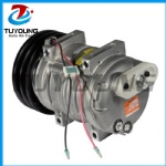 Auto a/c compressor TM21 24V 2pk 150mm